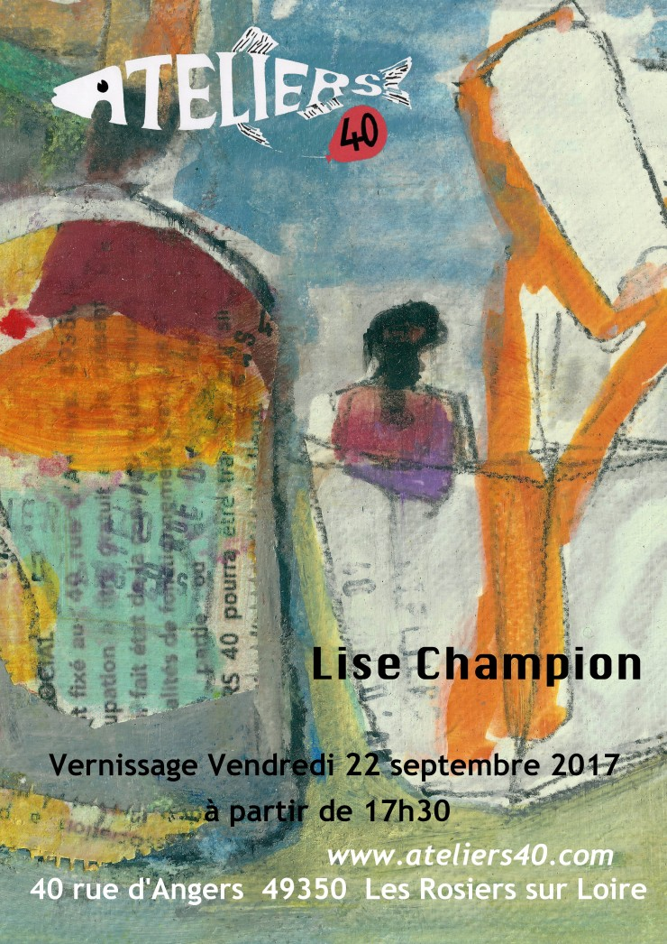affiche expo lise