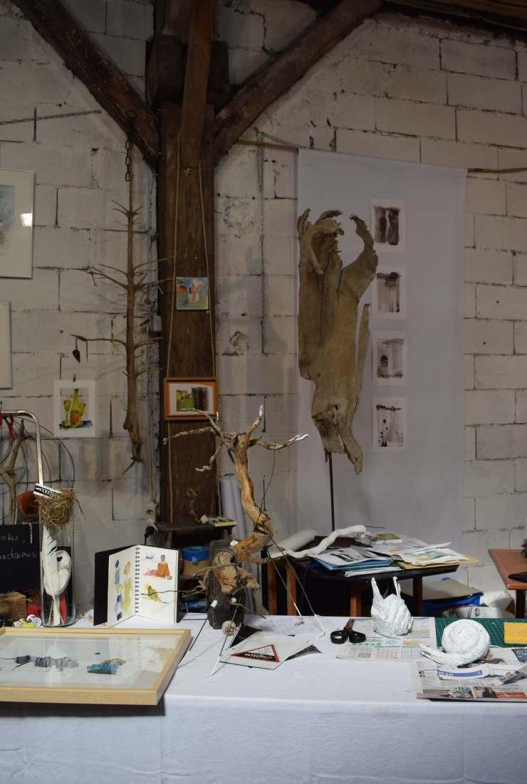 Ateliers 40 à la Conserverie